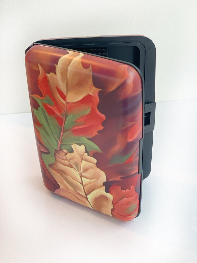 Autumn Leaves RFID Wallet