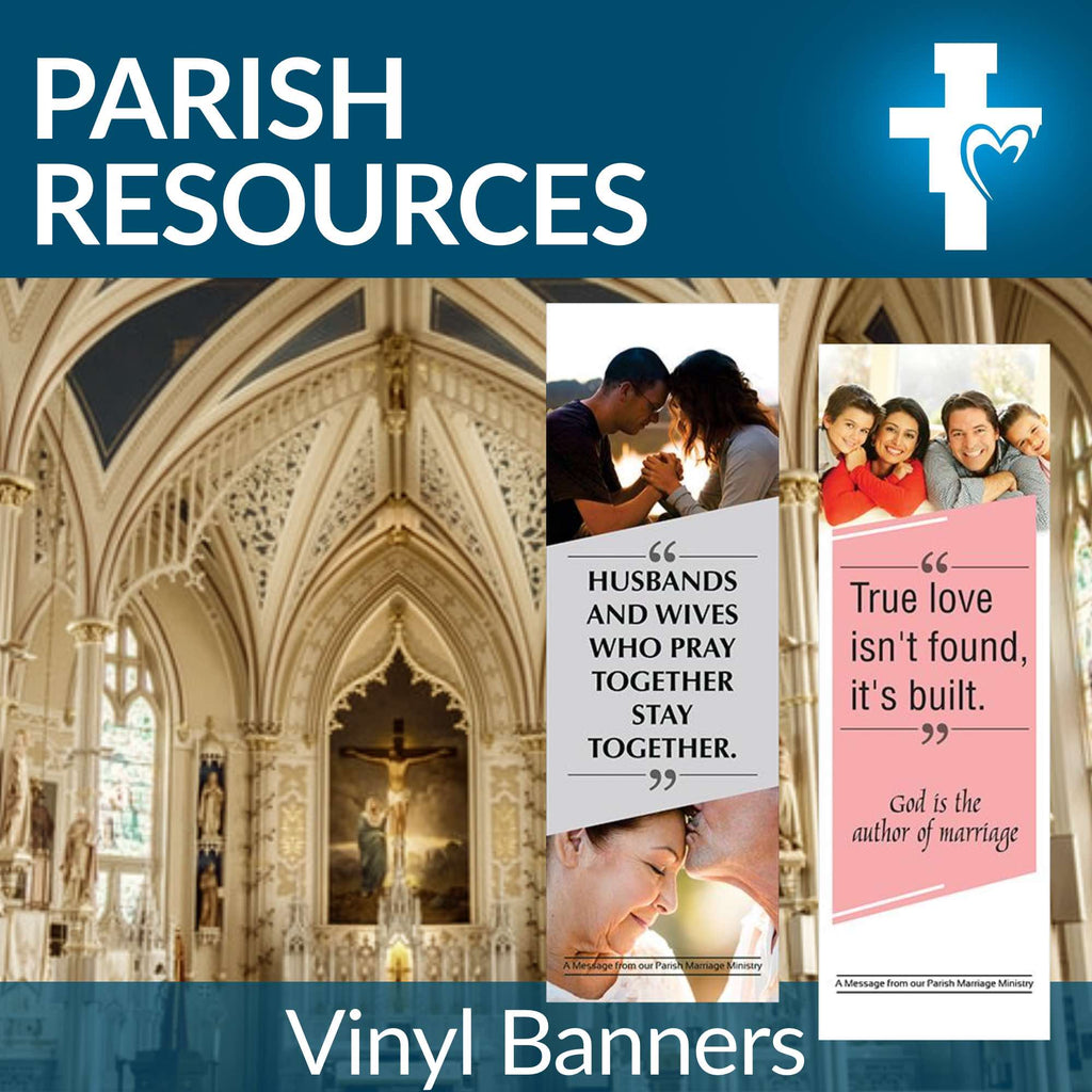Parish Resources - Banners