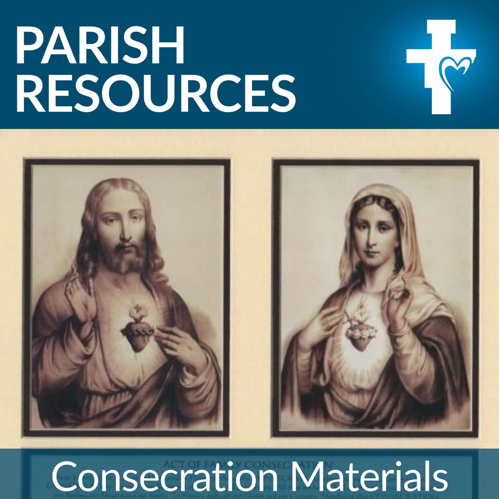 Parish Resources - Consecration Materials