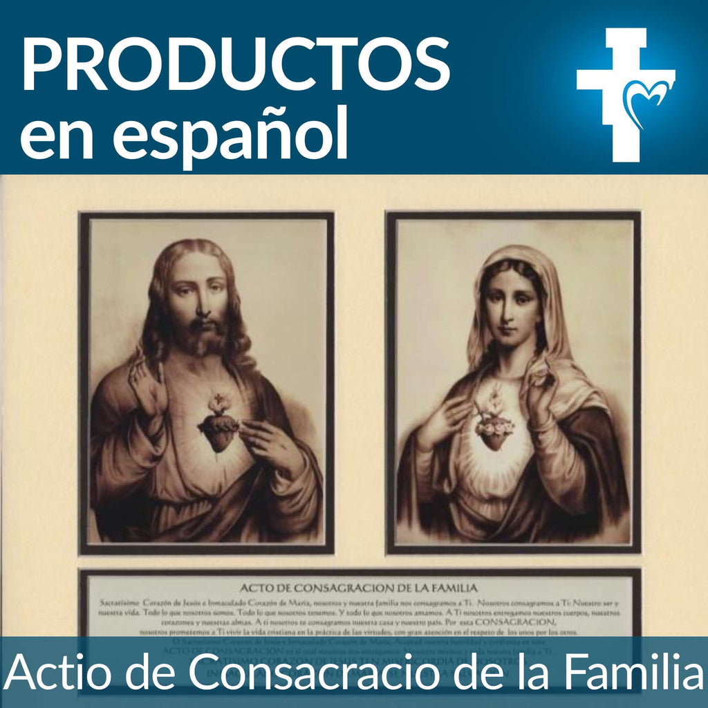 Productos en español - Consecration Materials