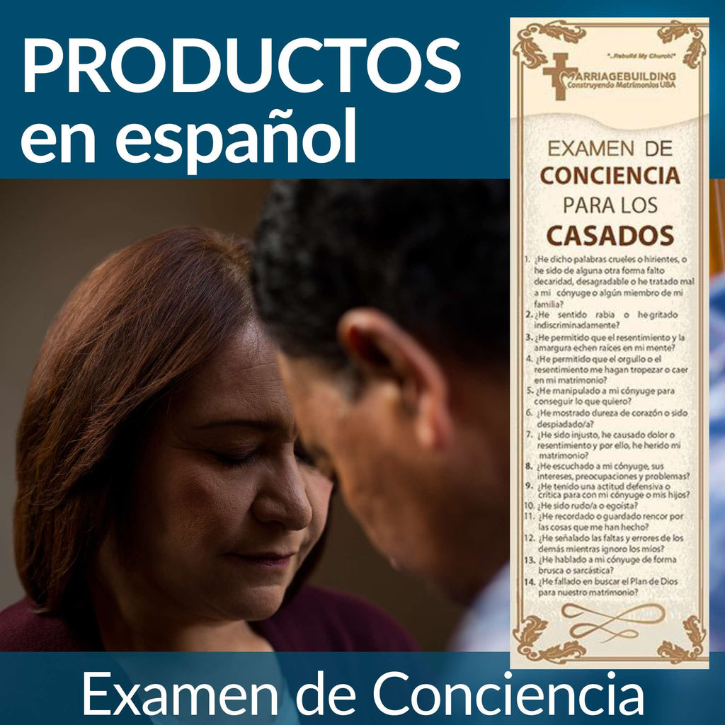 Productos en español - Examination of Conscience