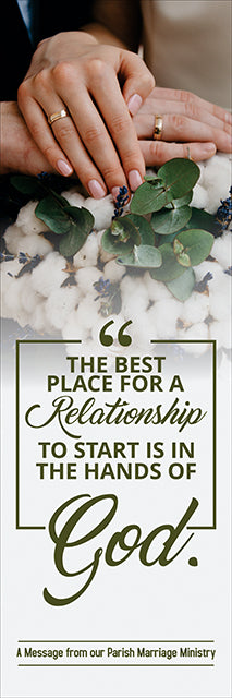 Banner - The Best Place For A Relationship...