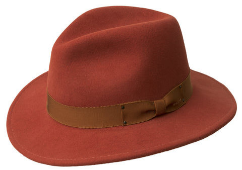Bailey Curtis Paprika Safari Hat