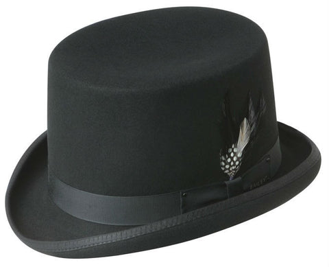 384b9b34945 Bailey Ice Top Hat. Classic wool felt ...
