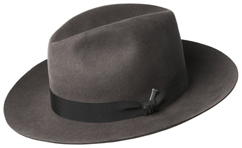Bailey Ralat Wide Brim Fedora Taupe