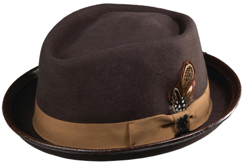 Stacy Adams D-Crown Stingy Brim