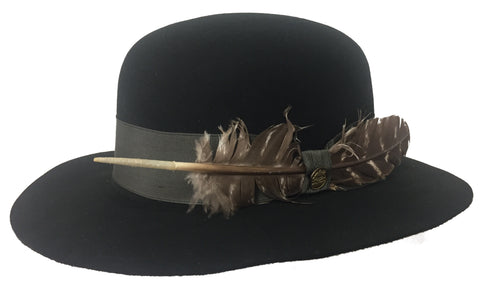 Stetson Jamestown Black