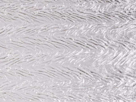 Clear Granite Herringbone Ripple (1101-HR70) Full Sheet Glass - The Glass Underground