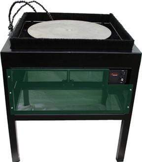 "24"" Variable Speed Horizontal Beveler/Grinder-The Glass Underground"