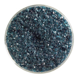 Aquamarine Blue Transparent Frit (1108)-5 lbs.-Medium-The Glass Underground