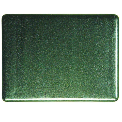Aventurine Green Transparent (1112) 3mm-1/2 Sheet-The Glass Underground