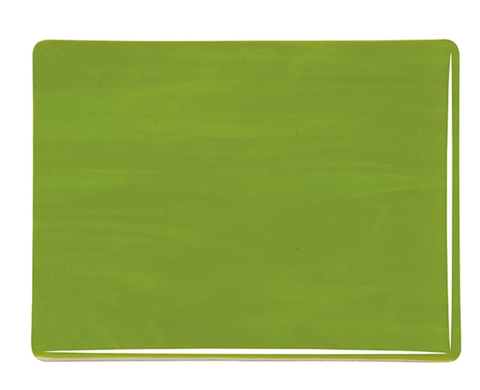 Avocado Green Opal (222) Full Sheet Glass-The Glass Underground