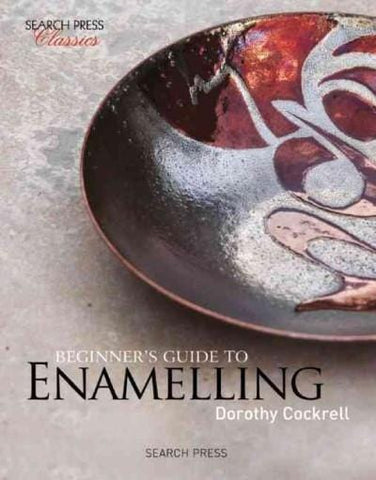 Beginner's Guide to Enamelling-The Glass Underground