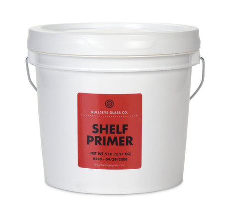 Bullseye Shelf Primer-1 lb.-The Glass Underground