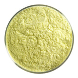 Canary Yellow Opal Frit (120)-5 lbs.-Powder-The Glass Underground