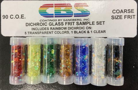 CBS Dichro Frit Sample Set (Coarse)