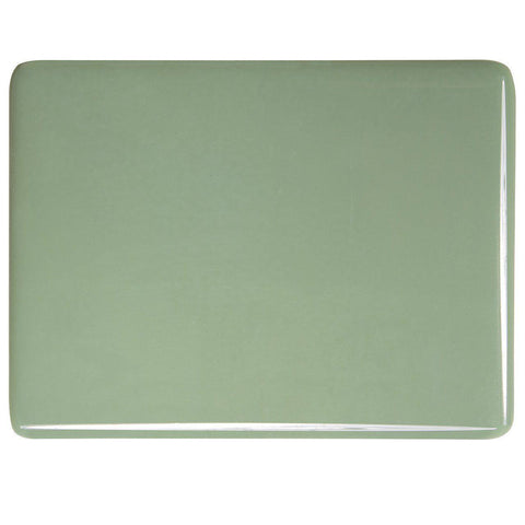 Celadon Green Opal (207) 3mm-1/2 Sheet-The Glass Underground