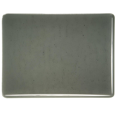 Charcoal Gray Transparent (1129) 3mm-1/2 Sheet-The Glass Underground