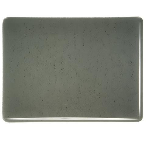 Charcoal Gray Transparent (1129) Full Sheet Glass-The Glass Underground