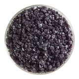 Charcoal Gray Transparent Frit (1129)-5 lbs.-Coarse-The Glass Underground