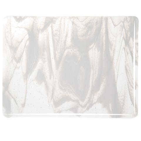 Clear, White Streaky (2130) Full Sheet Glass-The Glass Underground