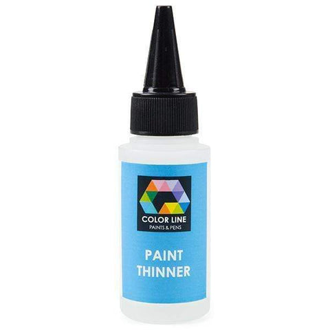 Color Line Paint Thinner-The Glass Underground