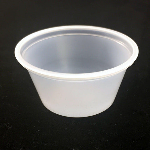 Craft Cups-2oz with Lid-The Glass Underground