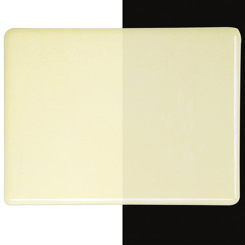 Cream Opal (420) 3mm-1/2 Sheet-The Glass Underground