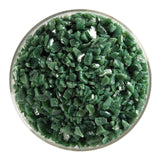Dark Forest Green Opal Frit (141)-5 lbs.-Coarse-The Glass Underground