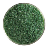 Dark Forest Green Opal Frit (141)-5 lbs.-Medium-The Glass Underground