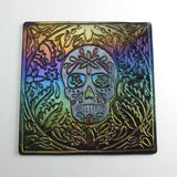 Day of the Dead Texture Mold-The Glass Underground