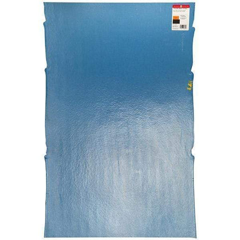 Denim Blue Transparent Irid (70329A-31) 3mm-1/2 Sheet-The Glass Underground
