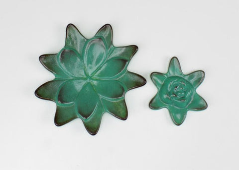Double Succulents Mold-The Glass Underground