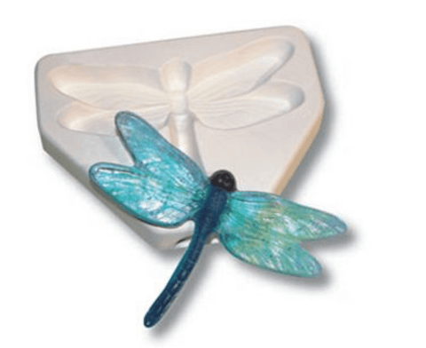 Dragonfly Mold-The Glass Underground