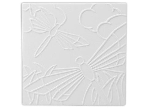 Dragonfly Texture Tile