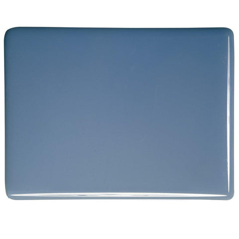 Dusty Blue Opal (208) 3mm-1/2 Sheet-The Glass Underground