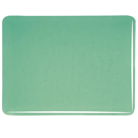 Emerald Green Transparent (1417) 3mm-1/2 Sheet-The Glass Underground