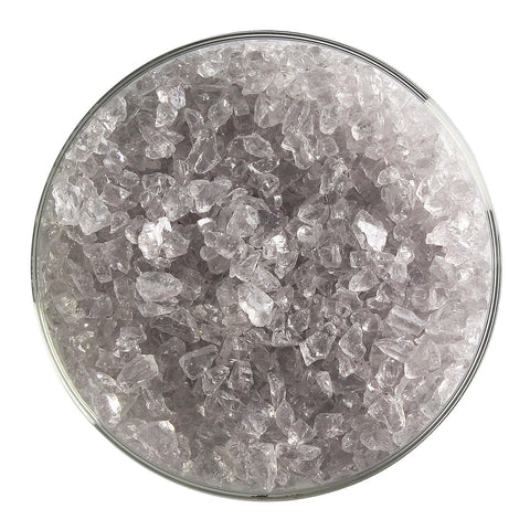 Gray Tint Transparent Frit (1829)-5 lbs.-Coarse-The Glass Underground