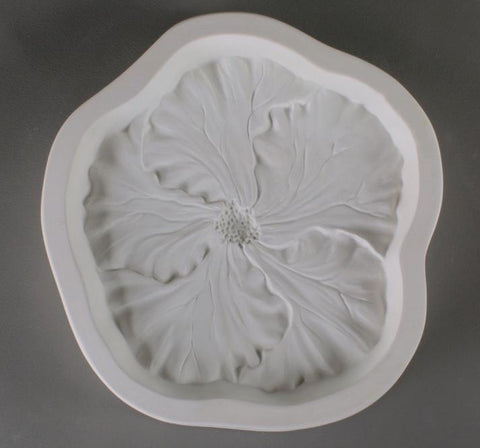 Hibiscus Casting Mold-The Glass Underground