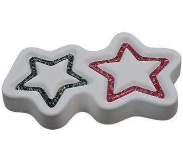 Holiday Stars Mold-The Glass Underground