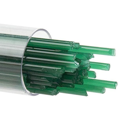 Jade Green Opal Stringers (145)-2mm-10-The Glass Underground