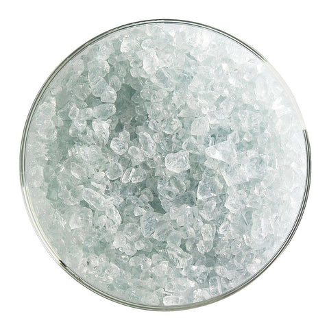 Juniper Blue Tint Transparent Frit (1806)-5 lbs.-Coarse-The Glass Underground