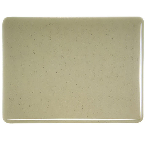 Khaki Transparent (1439) 3mm-1/2 Sheet-The Glass Underground