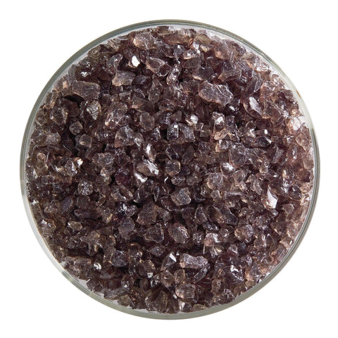 Khaki Transparent Frit (1439)-5 lbs.-Coarse-The Glass Underground