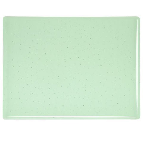 Leaf Green Transparent (1217) 2mm-1/2 Sheet-The Glass Underground
