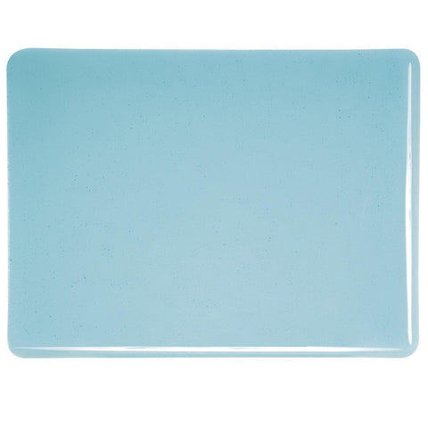 Light Turquoise Blue Transparent (1416) 3mm-1/2 Sheet-The Glass Underground