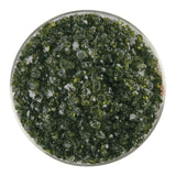 Lily Pad Green Transparent Frit (1226)-The Glass Underground