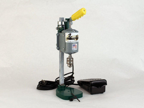 Manual Drill Press-The Glass Underground