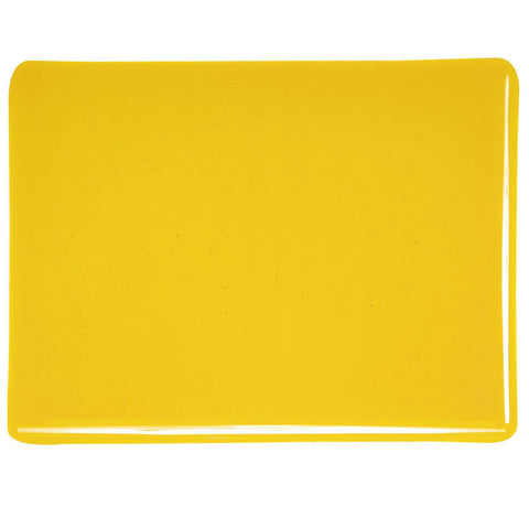 Marigold Yellow Transparent (1320) 3mm-1/2 Sheet-The Glass Underground