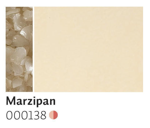 Marzipan Opal Frit (138)-5 lbs.-Coarse-The Glass Underground